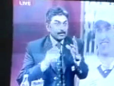 Javed Miandad Speaks About Match Fixing