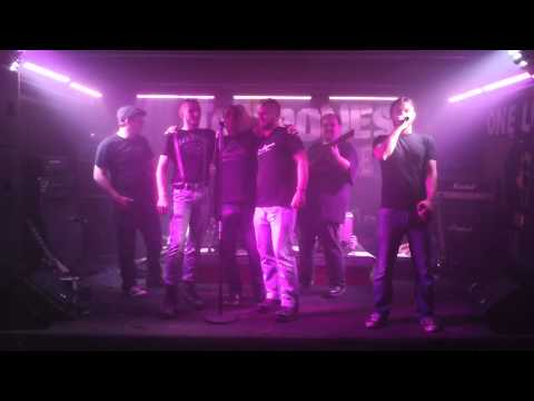 Tampones (Fun Punk Deggendorf) Weil I di net mog Live @ Wachenroth 2014