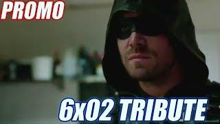 PROMO Arrow 6x02