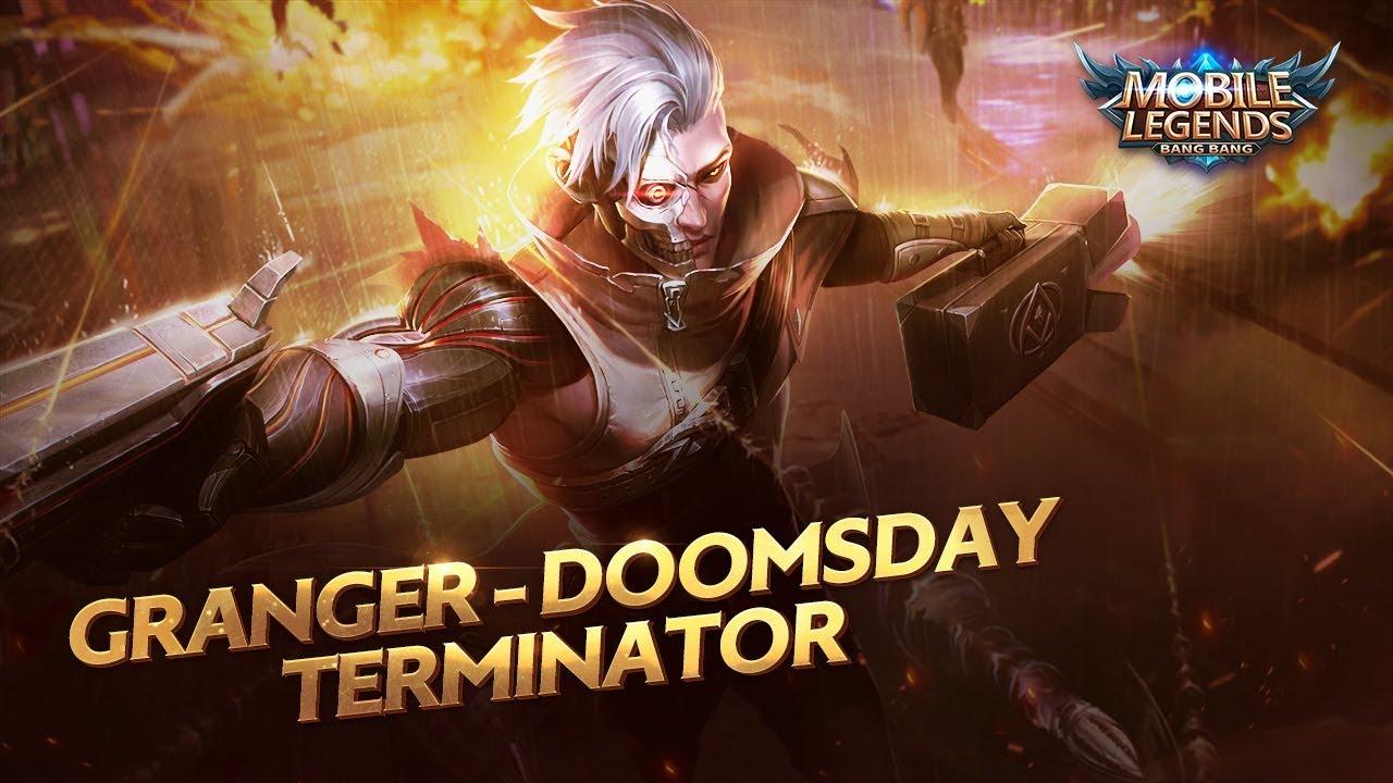 Granger New Skin Doomsday Terminator