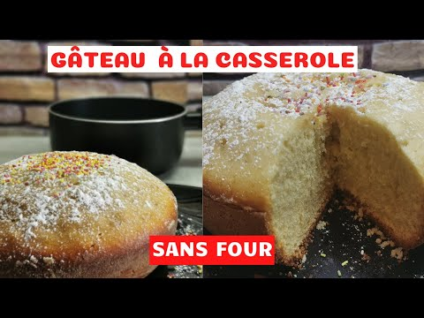 gÂteau-[sans-four-À-la-casserole]-comment-faire-un-gâteau-sans-four