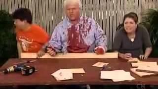 Mad TV-John Madden builds a birdhouse