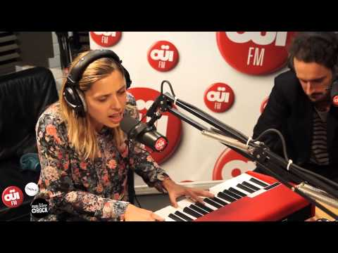 Cats On Trees - Tears For Fears Cover - Session Acoustique OÜI FM