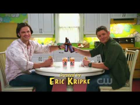 SPN S05E08 Changing Channels Fake Credits