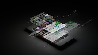 Cinema 4D tutoriel - AR glitch effet