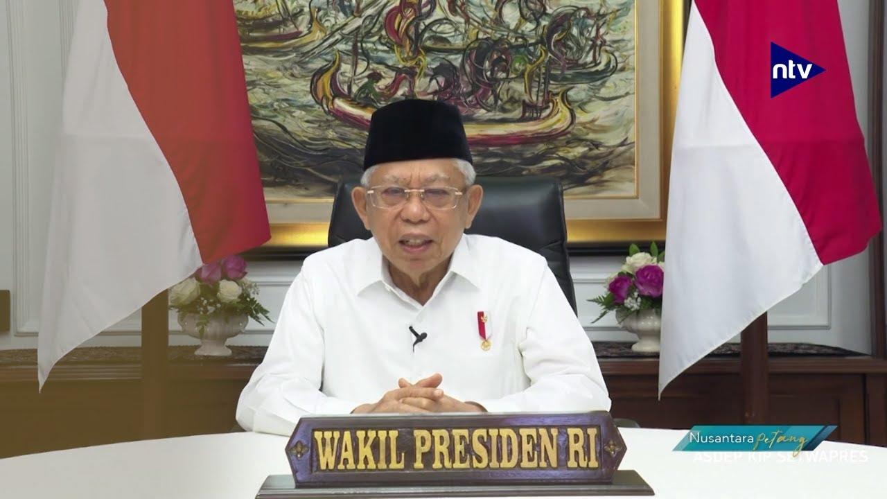 Wapres Minta SDM Indonesia Berpacu