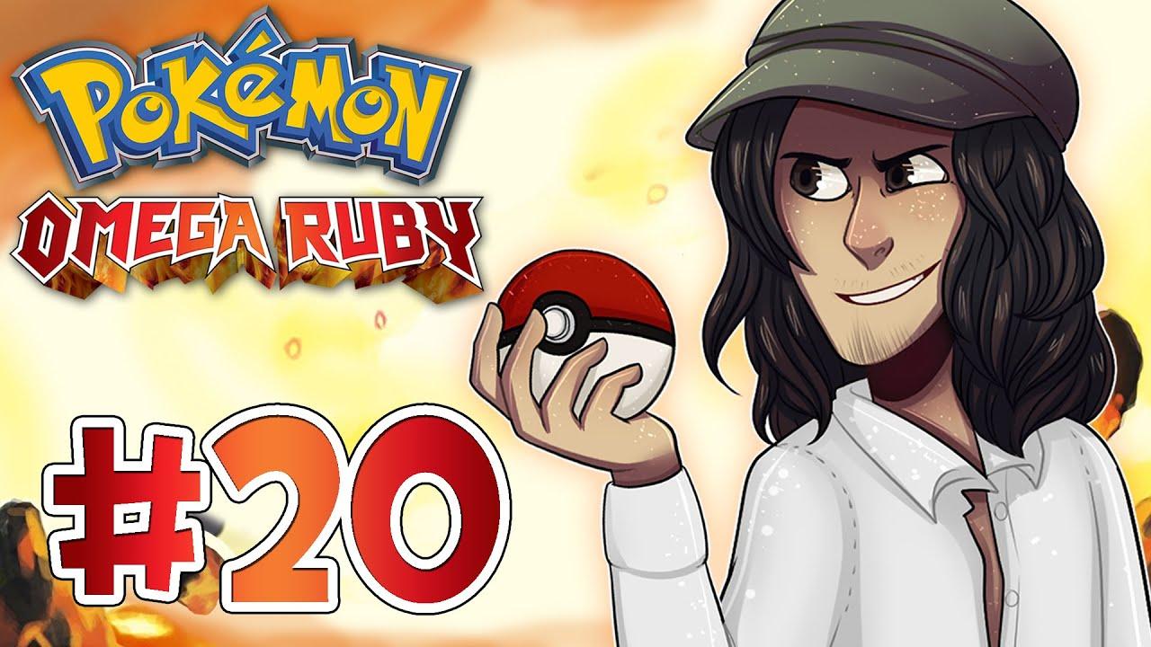 Pokemon Omega Ruby Walkthrough | Part 20: Fire Gym - YouTube