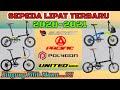- Sepeda Lipat Terbaru 2020-2021 I Element Pacific Polygon dan United Bike