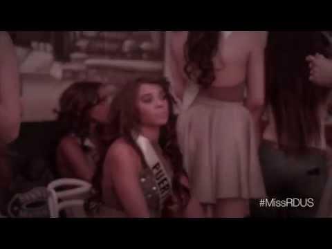 Presentacion Oficial Candidatas Miss RD US 2014