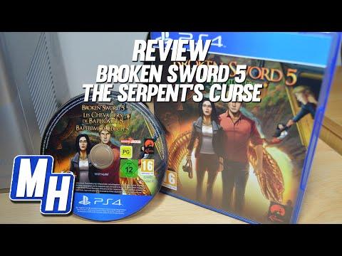 REVIEW | Broken Sword 5: The Serpents Curse