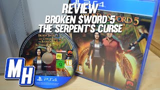 REVIEW | Broken Sword 5: The Serpents Curse