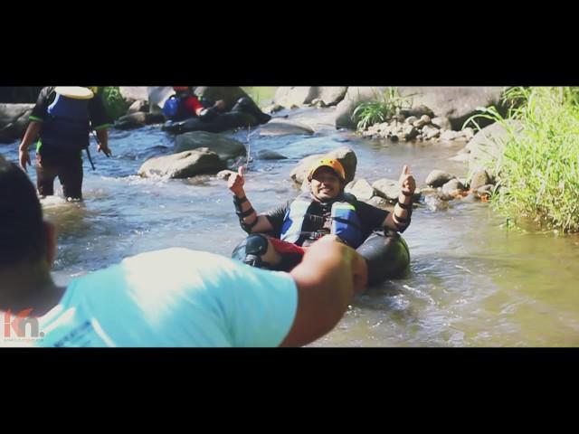 Launching Cunthang RiverTubing