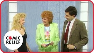 Mr Bean does 'Blind Date' | Comic Relief thumbnail