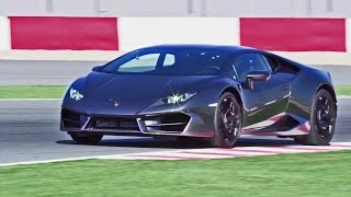 The 2016 Lamborghini Huracán LP 580-2 has been engineered and tuned...
