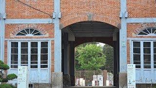 富岡製糸場 春のライトアップ Japan´s Tomioka Silk Mill  registered as World Heritage site