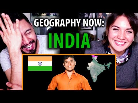 GEOGRAPHY NOW: INDIA | Reaction!