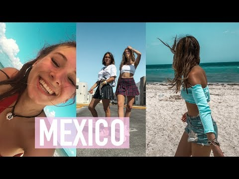 MEXICO TRAVEL VLOG MIT MEINER FAMILIE / FREEING MYSELF FROM NEGATIVITY