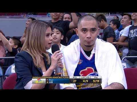 Best Player: Paul Lee | PBA Philippine Cup 2018