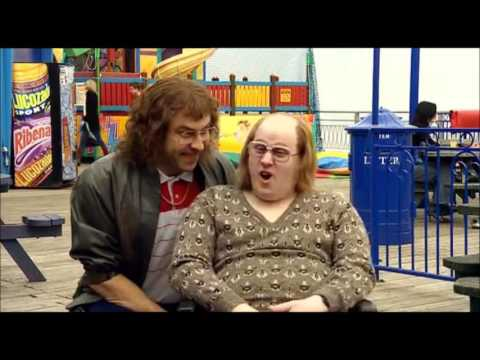 Little Britain Live - Lou and Andy in an amusement park