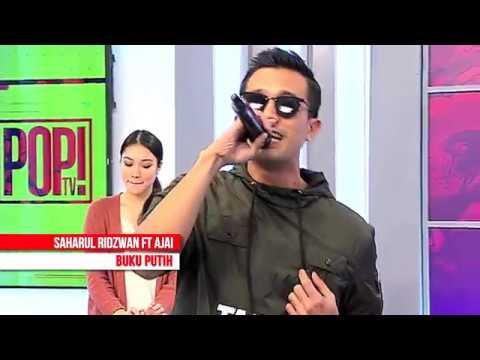 Saharul Ridzwan ft Ajai - Buku Putih (live) | PO TV