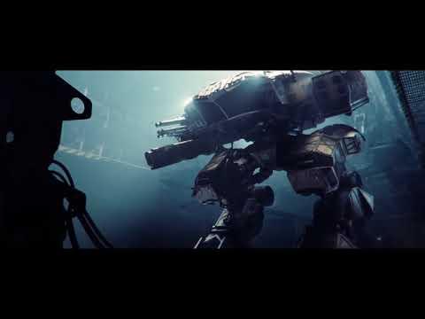 СТАНЦИЯ 88 ( Боевые роботы, российская фантастика 2019 ) [ Первый официальный тизерный трейлер ]