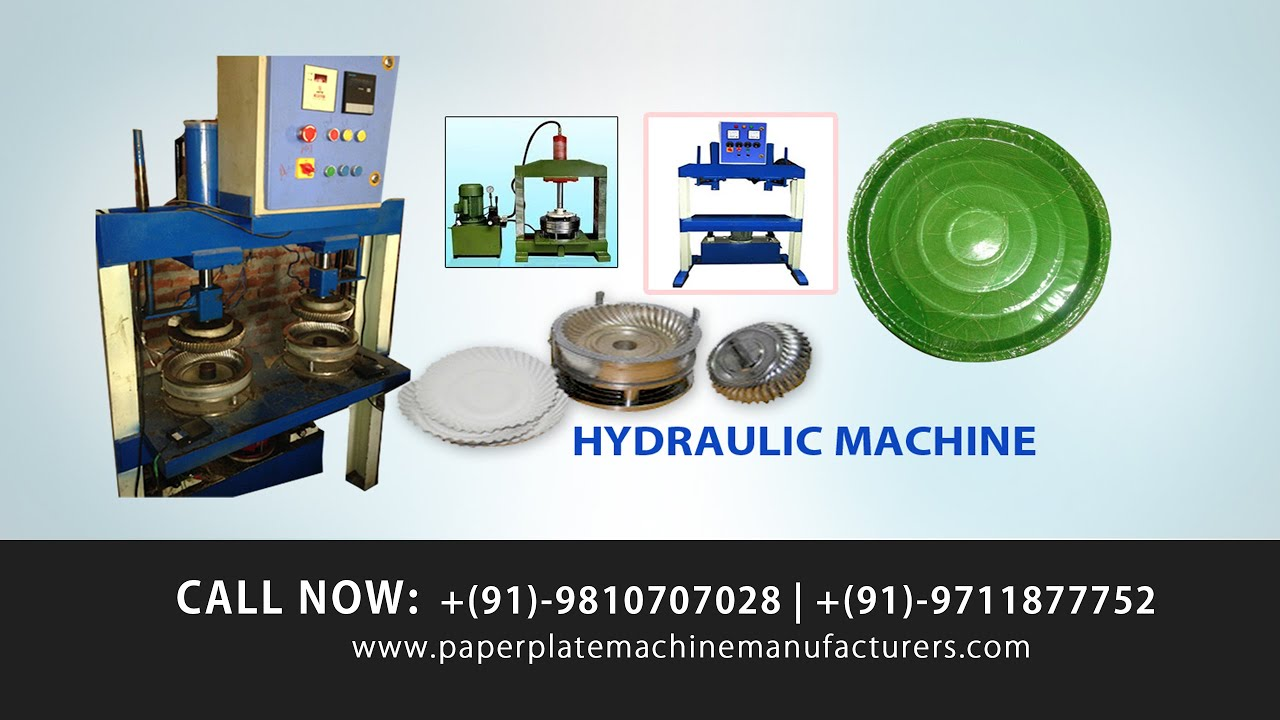 Paper Plate Making Machine Manufactures 91 9810707028  sc 1 st  Castrophotos & Paper Plate Machines - Castrophotos