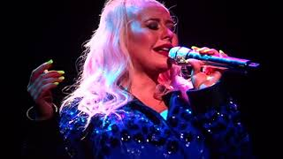 Christina aguilera - reflection live at ziggo dome amsterdam 2019