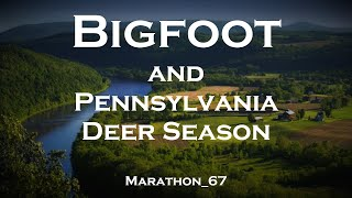 Bigfoot will Recon Deer Camps. Marathon_67