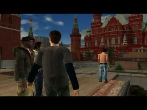 Tony Hawk Underground: Moscow (Part 1)