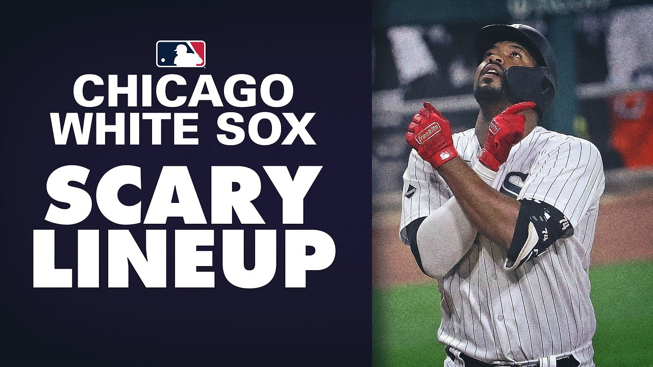 The White Sox lineup is DANGEROUS! (José Abreu, Tim Anderson, Luis Robert, Eloy Jimenez + more!)