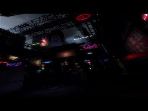 Technolust: cyberpunk dystopia VR