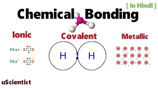 [Hindi] Chemical Bonding Easy Explanation || Ionic Bond || covalent bond || Metallic bond