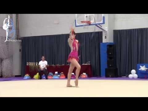 Kyara Gutierrez - Club Campus-Santiago (CHI) - Arco (Hoop) - Junior 1999 A - Summer Stars 2014