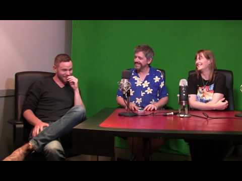 The Mind Reels Quick Shots with Aaron Ashmore 1