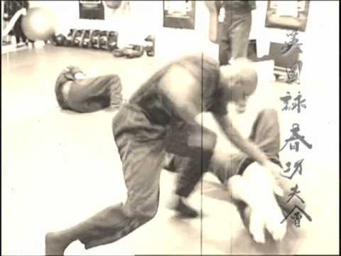 Eric Wilson Fight Sequence