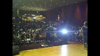 STEIN Performance @ Boys & Girls High School in Brooklyn, New York