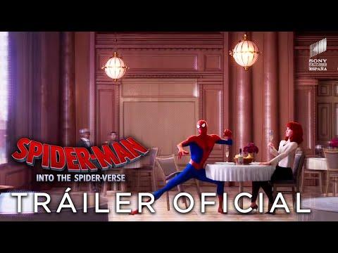 SPIDER-MAN: UN NUEVO UNIVERSO - Tráiler Oficial 2 EN ESPAÑOL | Sony Pictures España