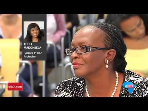 Madonsela believes agenda is behind her pension cut