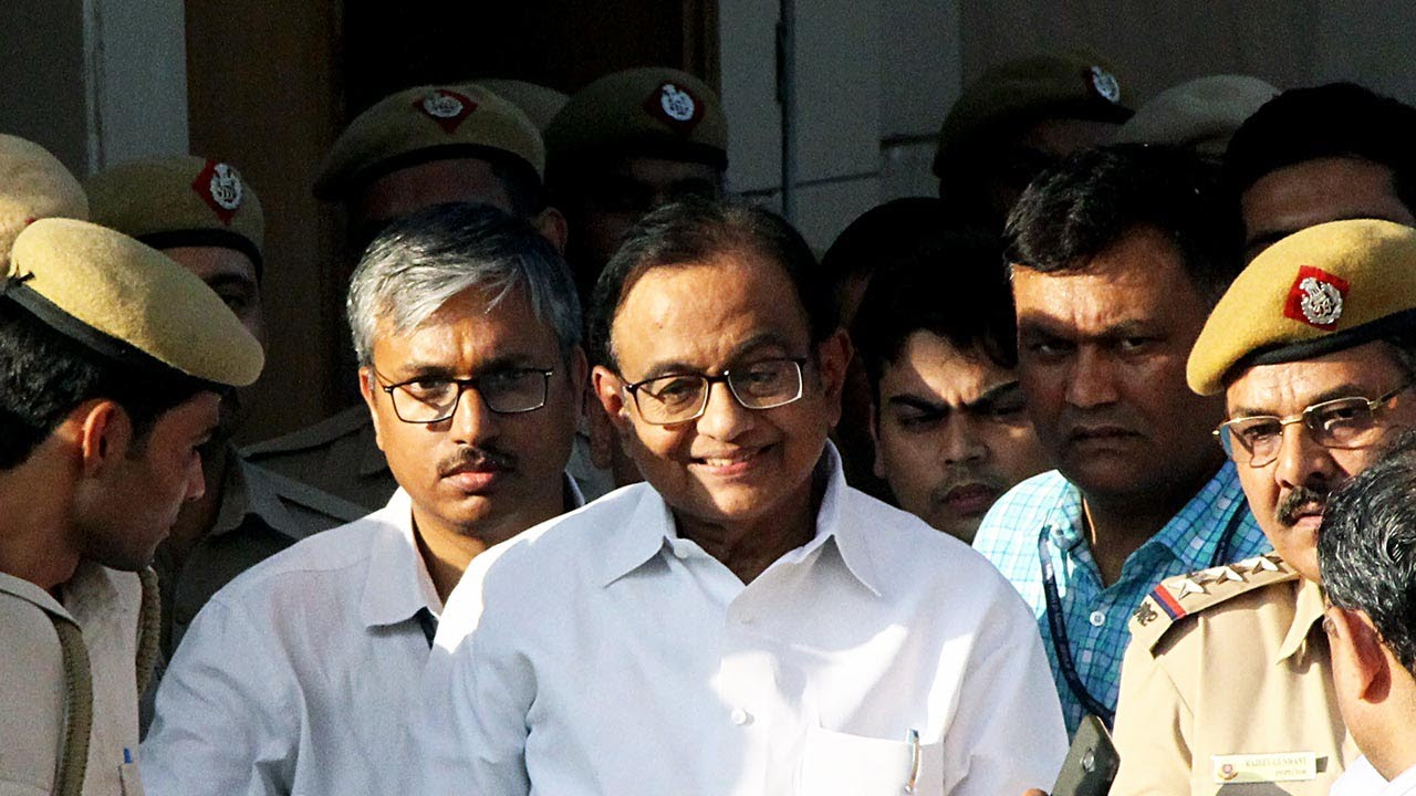 CBI custody of P Chidambaram extended till August 30 .