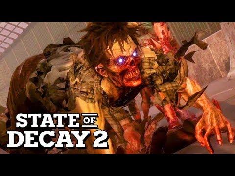 State of Decay 2 Gameplay German - Umzug in die Stadt Basis