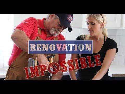 RÉNOVATION IMPOSSIBLE // N°4 // faire peau neuve/ www.misterlooping.com