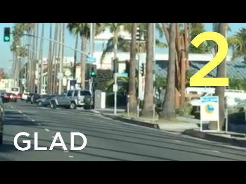 GLAD | Bad Drivers of Southern California 2