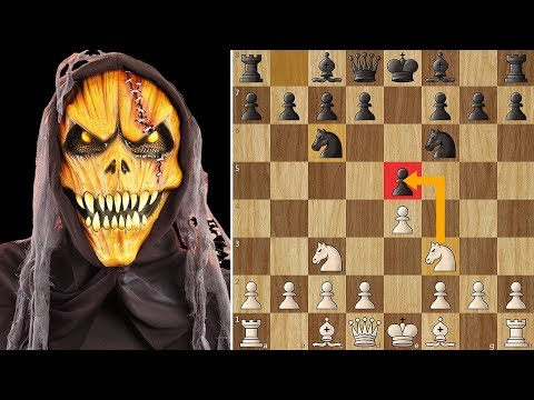 Happy Halloween with a Scary Halloween Gambit Game