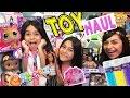 Sisters Fun Toy Haul - Funny Shopping Trip : Hauls & Reviews // GEM Sisters