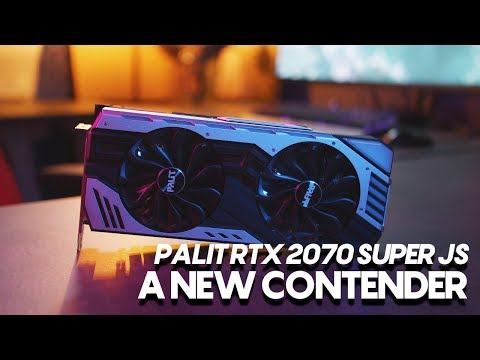 The Ultimate Nvidia RTX 2070 Super - ASUS ROG STRIX vs PALIT   GIVEAWAY!