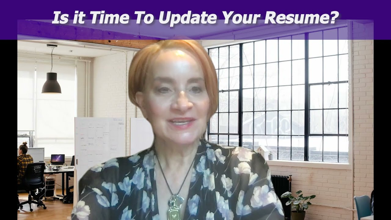 EPISODE 803: Is It Time to Update Your Resume?
