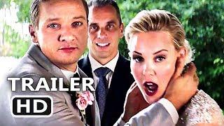 �������� ���� TАG Official Trailer (2018) Jeremy Renner, Isla Fisher, Jon Hamm Comedy Movie HD ������