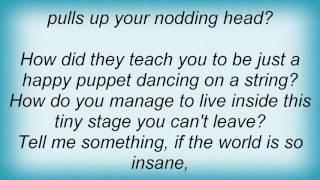 10000 Maniacs - You Happy Puppet Lyrics