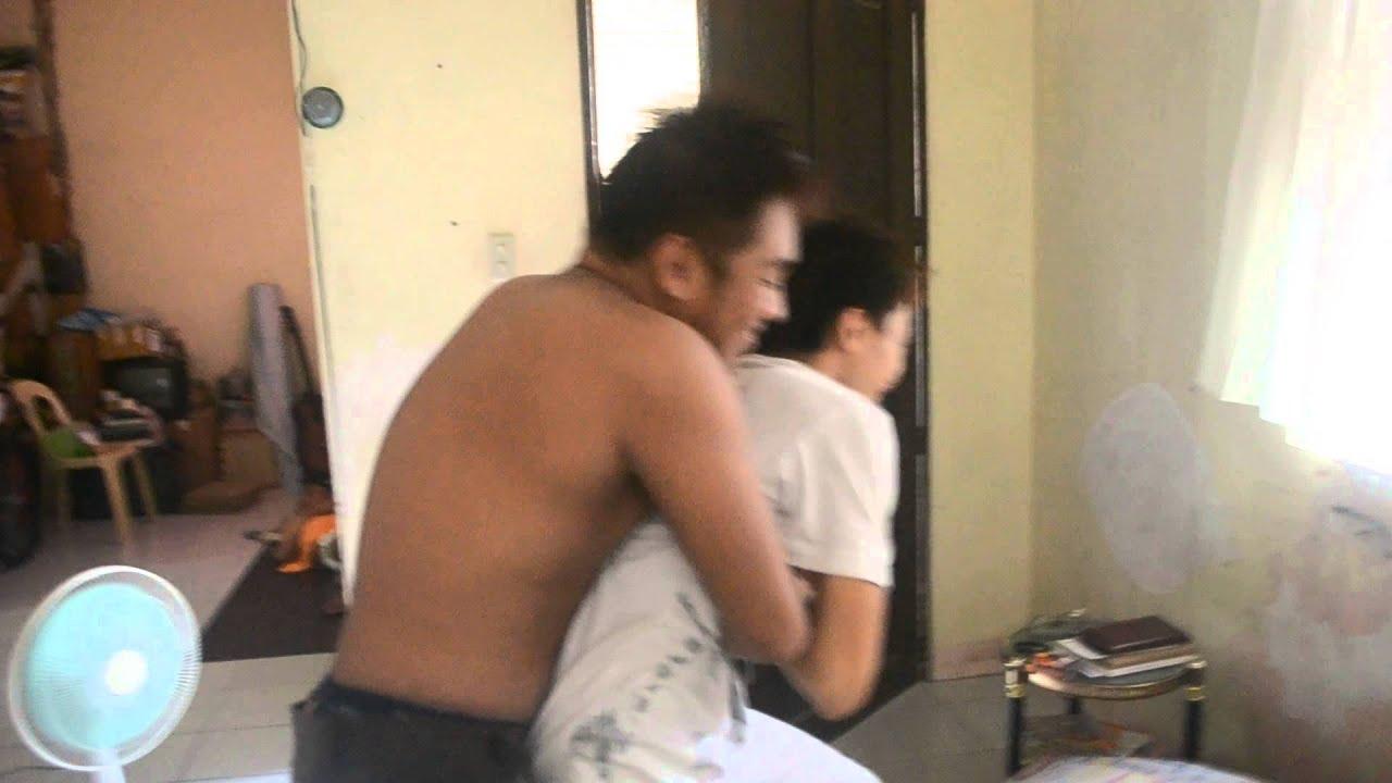 Ang Kawawang Bata at Baklang Mapilit ( NICO-VIC)
