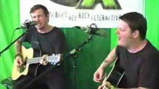 97X Green Room - Against Me! (Thrash Unreal)